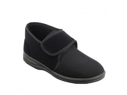 BLIZZARD zdravotní obuv unisex černá PodoWell