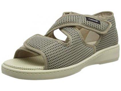 ANDALOU zdravotní sandálek unisex béžová PodoWell