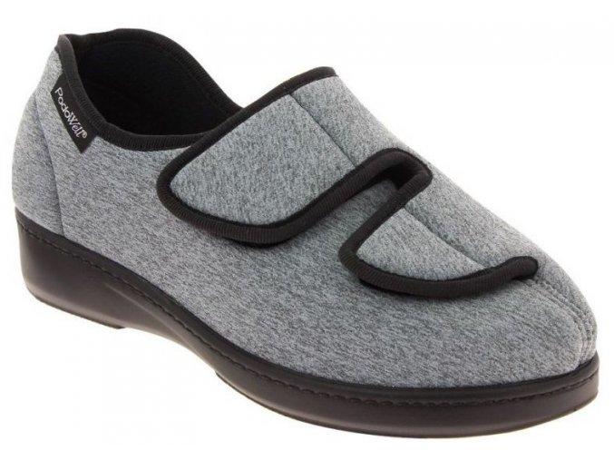 ALBERTA zdravotní obuv unisex šedá PodoWell