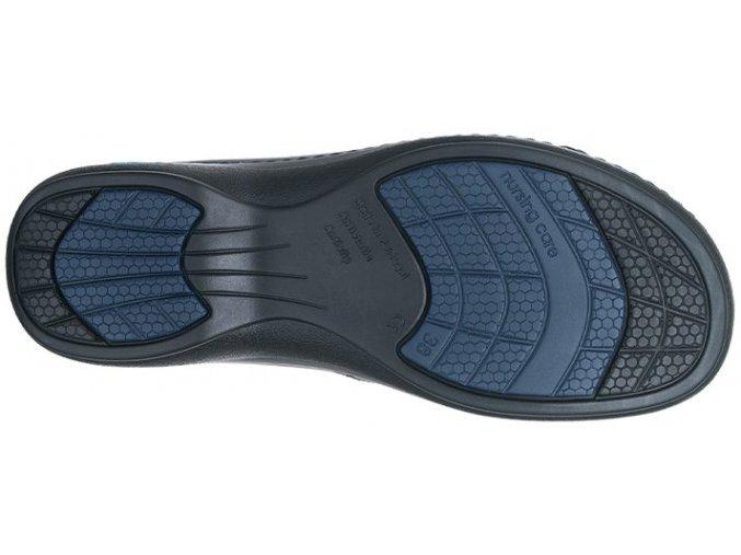 BERLIM pracovní kožená pratelná obuv s certifikací unisex bez pásku kitchen 11