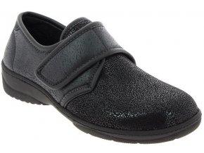 Manille dámská halluxová obuv černá PodoWell