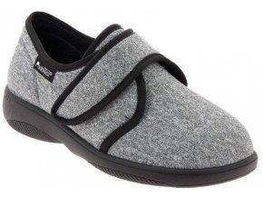 ANTOINE zdravotní obuv unisex šedá PodoWell