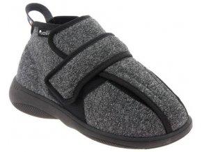 ADRIEN zdravotní obuv unisex černá PodoWell
