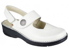 HELENE halluxový sandálek plná špice dámský béžový Berkemann