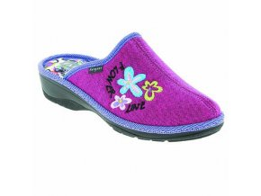 PARADIS domácí obuv barevná Fargeot