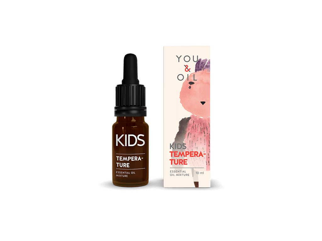 youoil natural aromatherapy treatment wellness prevention kids temperature
