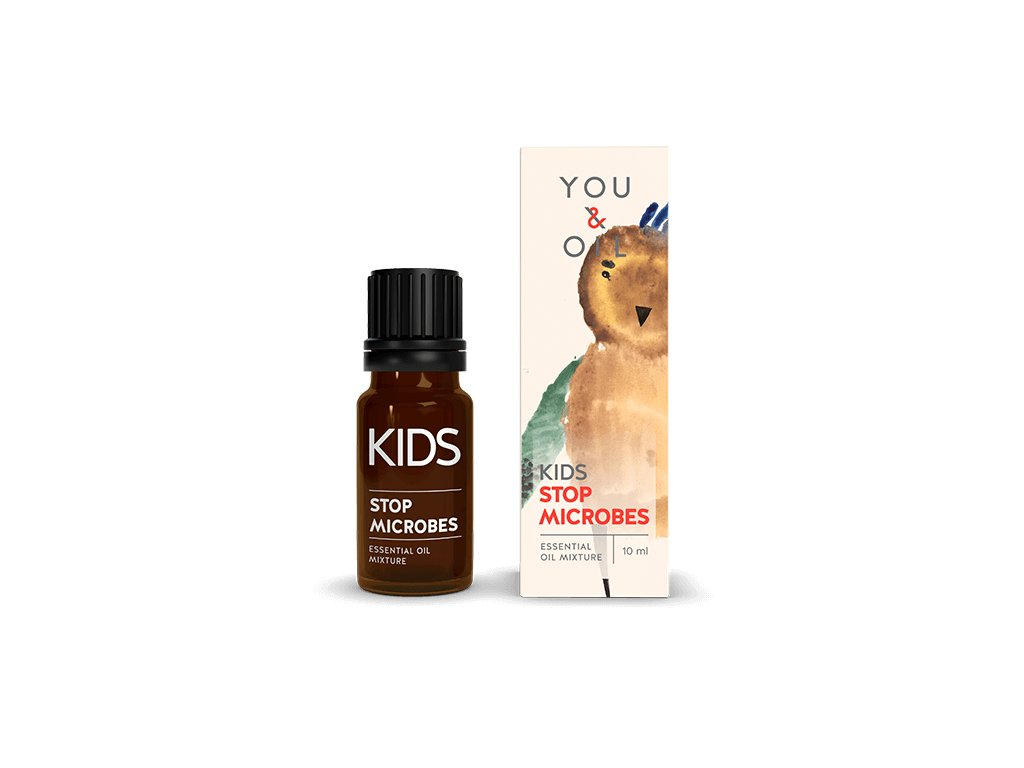 youoil natural aromatherapy treatment wellness prevention kids stop microbes