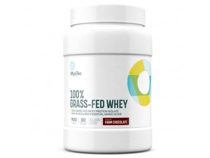 100% Grass Fed Whey 900g čokoláda