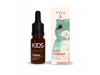 youoil natural aromatherapy treatment wellness prevention kids throat