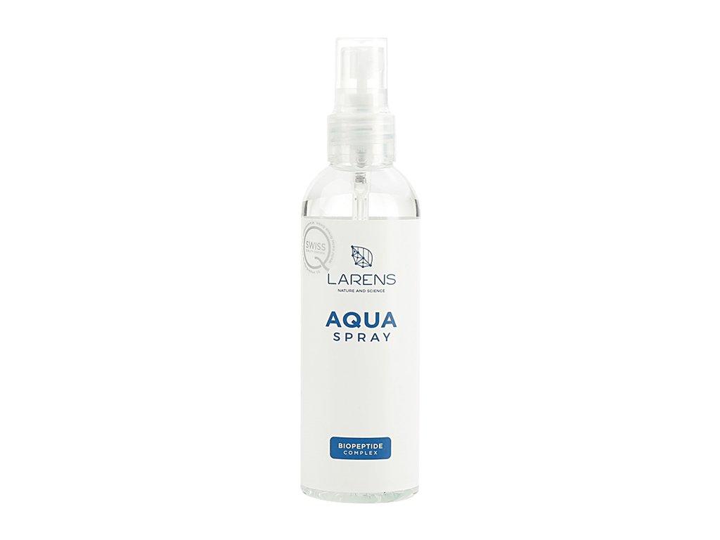 Pleťová voda LARENS Peptidum Aqua Spray 100 ml - obnovuje vitalitu pleti  s vysokým obsahem kolagenu