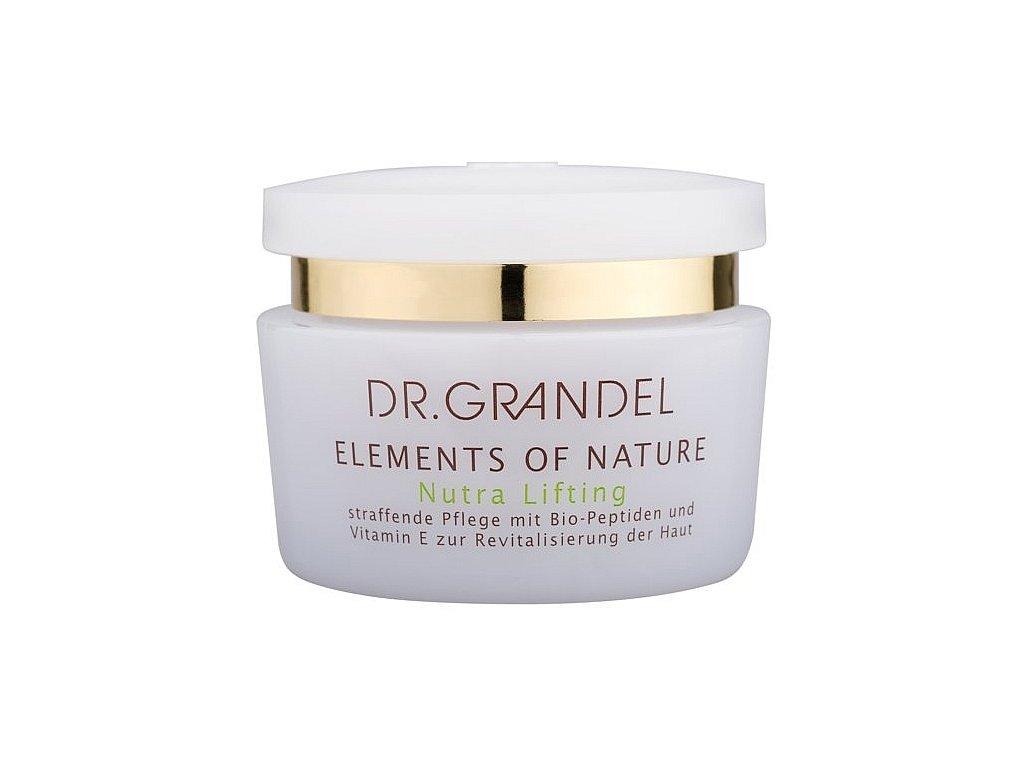 Nutra Lifting 50 ml - vypíná a vyhlazuje pokožku  redukuje známky stárnutí, vytváří přirozený liftingový efekt