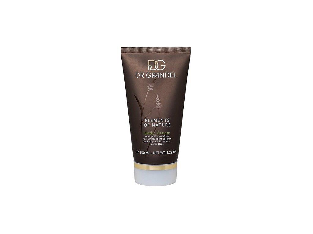 Body Cream 150 ml - pro hladkou a hedvábně jemnou pleť.  intenzivní hydratace, zpevnění a podpora vlastních regeneračních schopností kůže