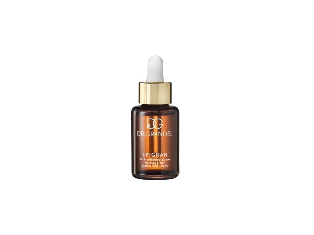 Epigran aktivní koncentrát 30 ml - vypíná pokožku  redukuje vrásky, silně podporuje regeneraci buněk