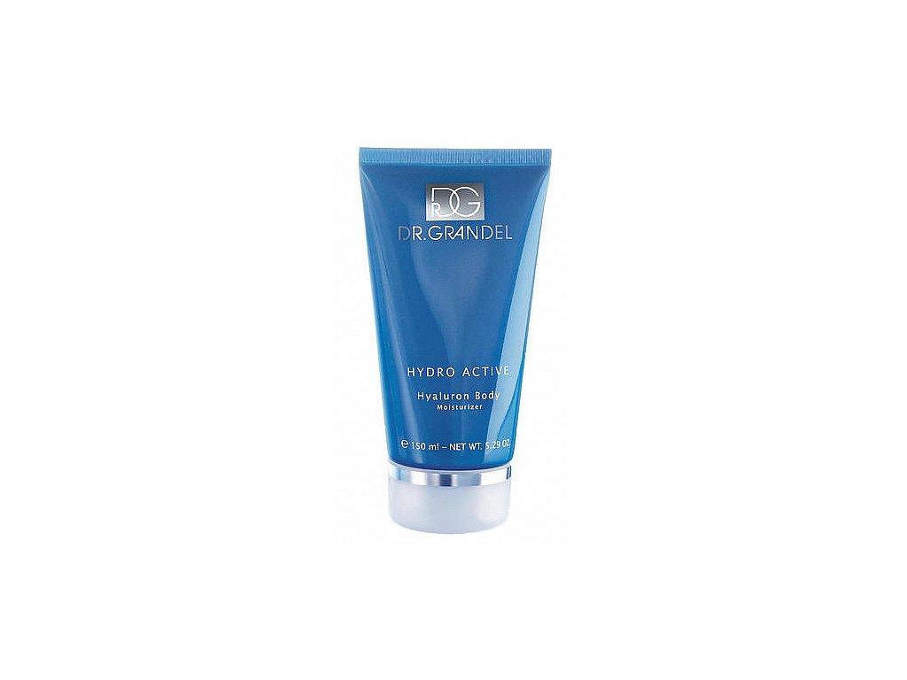 Hyaluron Body 150 ml - hedvábně jemná pleť  dlouhotrvající intenzivní hydratace pro pokožku