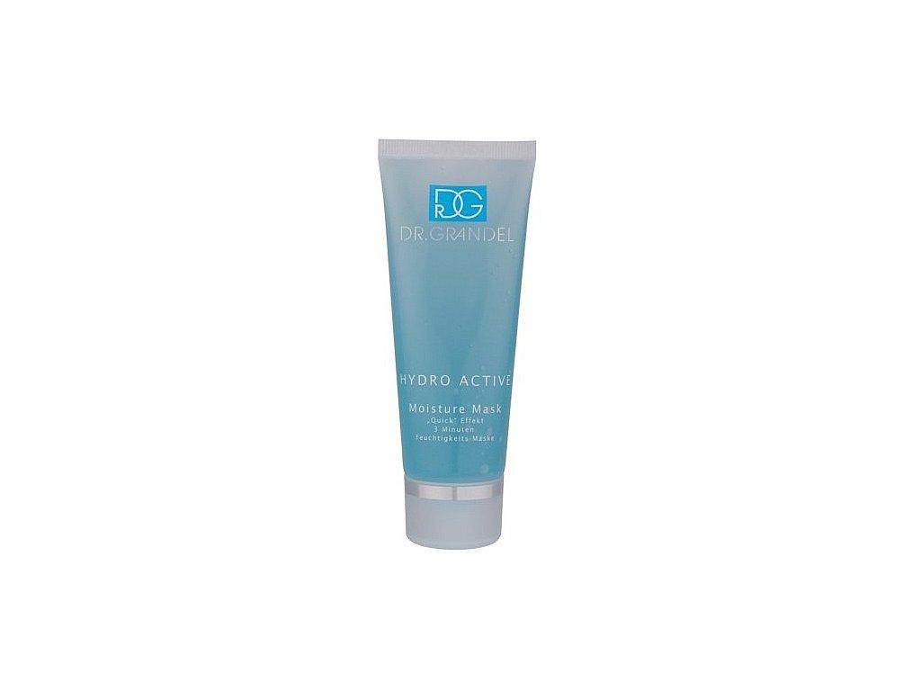 Moisture Mask 75 ml - odstraňuje příznaky únavy  dodává pleti rychlou, intenzivní a dlouhotrvající hydrataci