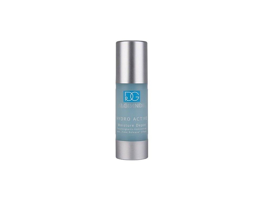 Moisture Depot 30 ml - redukuje suché vrásky  poskytuje pleti maximální hydrataci a snižuje pocit napětí pokožky