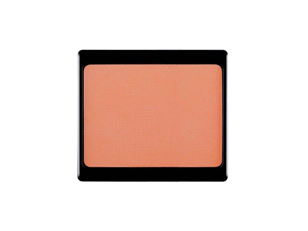 Tvářenka jemně oranžová 2,5g