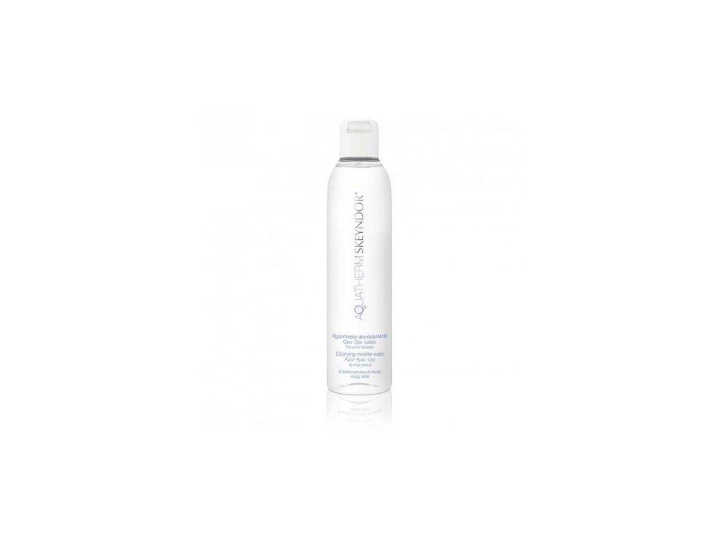 Micelární voda 200 ml - pro citlivou pleť  delikátní odstranění nečistot a zbytků líčení