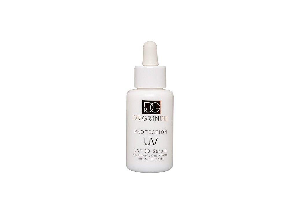 Protection - UV Serum SPF 30+ 50 ml  lahvička s pipetou