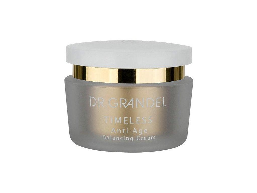 Anti-Age Balancing Cream 50 ml - redukuje vrásky  minimalizuje známky předčasného stárnutí pokožky a vytváří svěží pleť