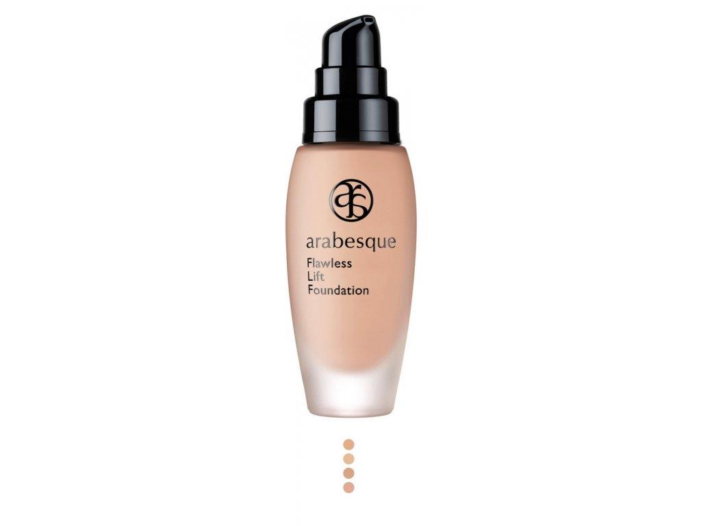 Flawless Lift Foundation - pro dlouhotrvající efekt  dokonalý liftingový hydratační make-up