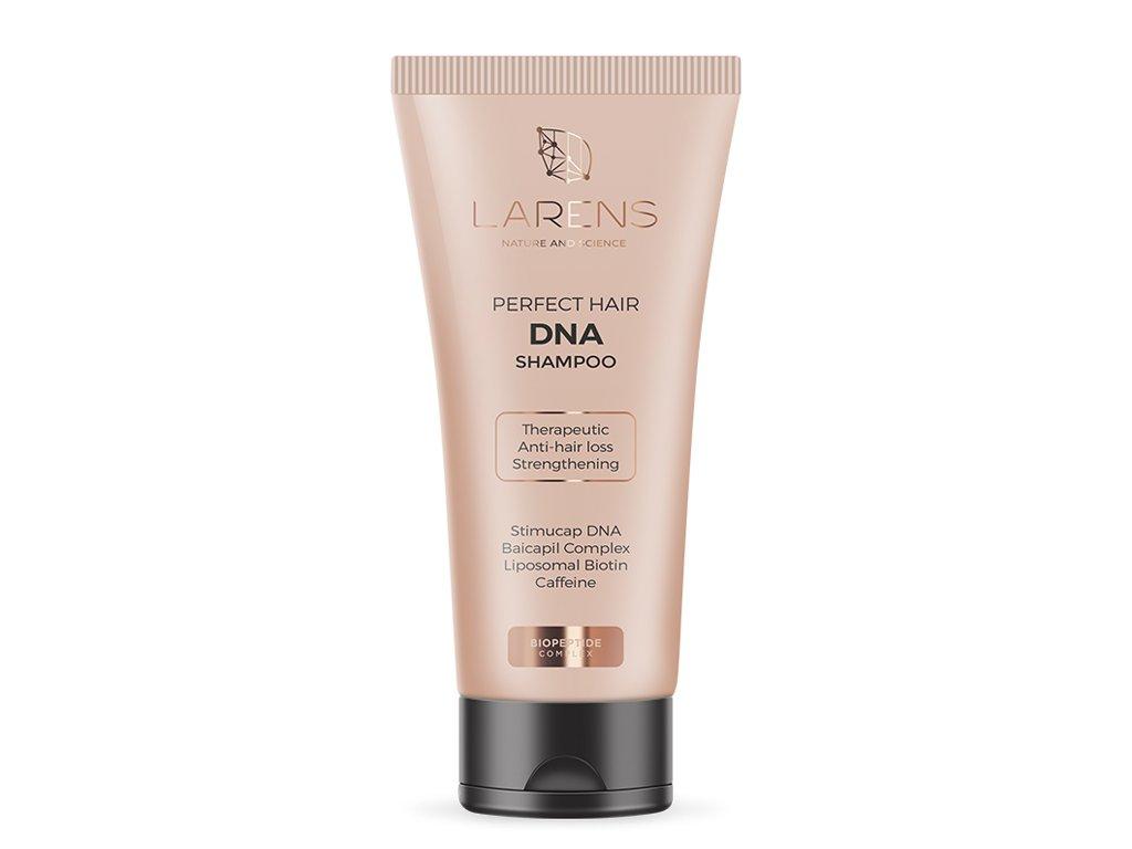LARENS DNA Shampoo 150 ml - zabraňuje vypadávání vlasů  zejména pro oslabené vlasy s tendencí vypadávat
