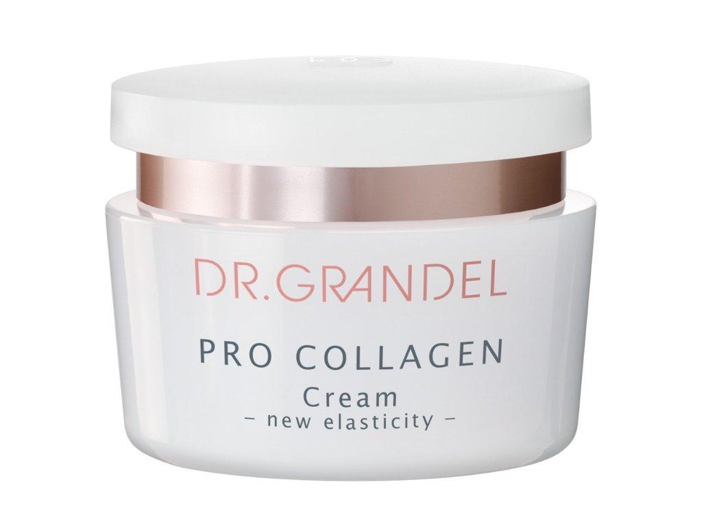 Pro Collagen Cream 50 ml - pro novou pružnost a pevnost pokožky  stimuluje produkci kolagenu v kůži
