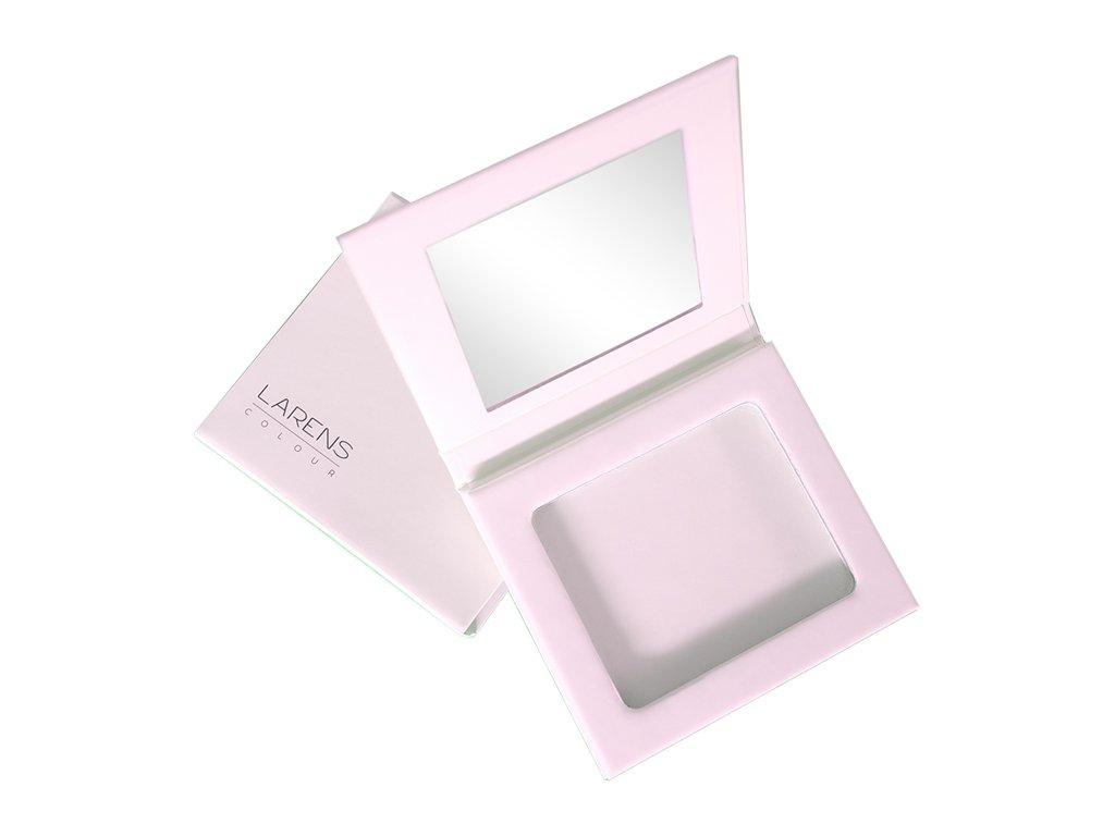 Larens Colour paleta pro vyměnitelné vložky č.1  paleta uzavřená magnetem