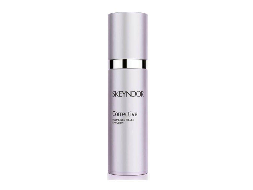 Emulze pro výplň vrásek 50 ml - pro redukci obličejových vrásek  zjemňuje hluboké vrásky a expresní linky