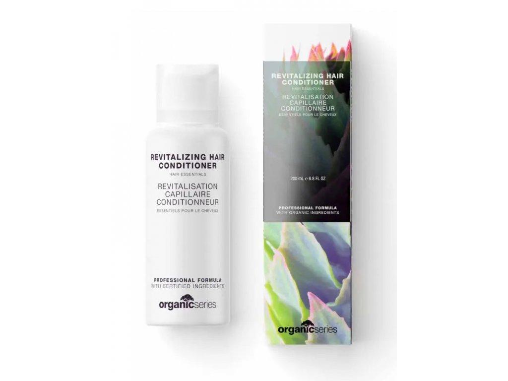 Kondicionér na vlasy revitalizační 200 ml - pro silné a zdravé vlasy  kondicionér pro pro každodenní použití, i pro citlivou pokožku