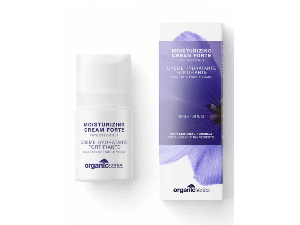Hydratační krém forte 50 ml - pro obnovu jasné a zářivé pleti  pomůže zmírnit příznaky únavy a stárnutí pleti, regenerovat a uklidnit podráždění