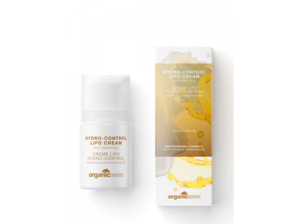 Hydro-lipidový krém 50 ml - oddaluje předčasné procesy stárnutí pokožky  pleťový krém vhodný především pro pokožku zralou, citlivou, unavenou a zašedlou nebo s žilkami