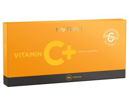 Nutrivi Vitamin C+ 90 caps