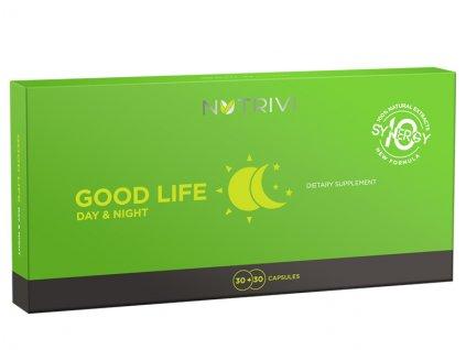 Nutrivi Good Life Day & Night 2x30 caps