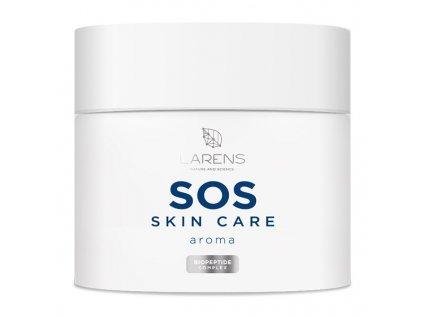 Kolagenový krém LARENS SOS Skin Care Aroma 150 ml - intenzivní regenerace  ideální pro masáže celého těla