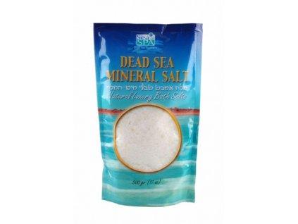 Osvěžující minerální sůl do koupele 500 g