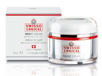 Swisso Logical noční krém 50 ml