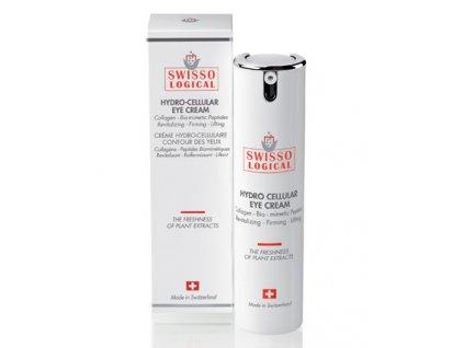 Swisso Logical hydratační krém na oční partie 15 ml
