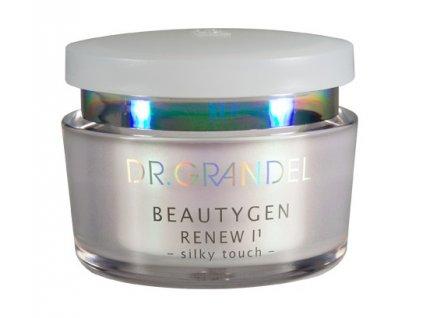 RENEW I silky touch 50 ml - omlazuje pleť  pro normální a smíšenou pleť, chrání kolagenová vlákna, zvyšuje elasticitu, omlazuje pokožku