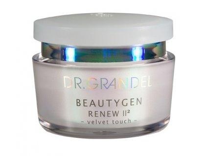 RENEW II velvet touch 50 ml - omlazuje pleť  pro suchou pleť, chrání kolagenová vlákna, zvyšuje elasticitu, omlazuje pokožku