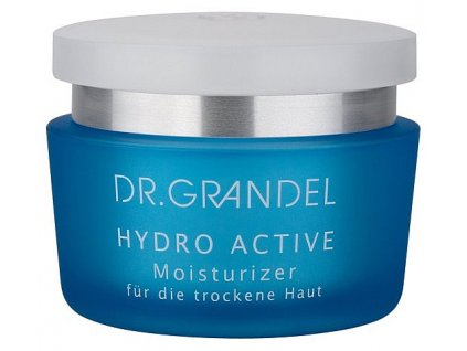 Moisturizer 50 ml - intenzivní hydratační péče  zjemňuje jemné linky a vrásky a chrání pleť před ztrátou vlhkosti