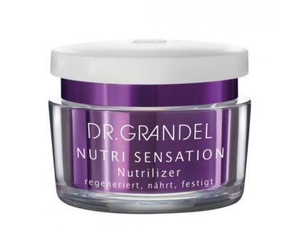 Nutrilizer 50 ml - zpevňuje kontury obličeje  dodávají pokožce dlouhodobou intenzivní vlhkost a podporuje její regeneraci