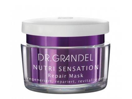 Repair Mask 50 ml - revitalizuje pokožku  doplňuje zásoby hydratace v pleti a zanechává ji dlouho revitalizovanou