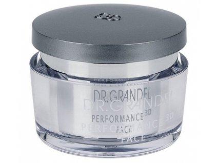 PERFORMANCE 3D Face 50 ml - vyhlazuje vrásky pokožky  koriguje výrazné známky stárnutí a chrání před stresem