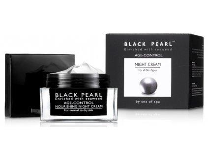 Black Pearl - noční krém 50 ml