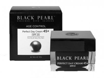 Black Pearl - denní krém 45+ SPF 25 50 ml