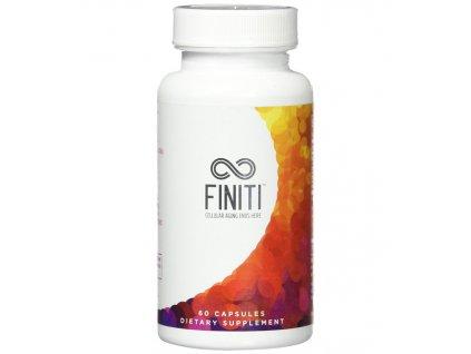 FINITI™ - 60 kapslí, obnovuje mladistvou zářivost a jas stárnoucí pleti  bezpečně prodlužuje krátké telomery, tím oddaluje buněčné stáří