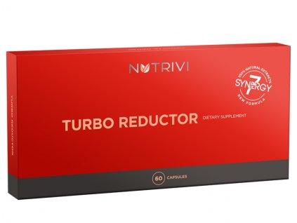 Nutrivi Turbo Reductor 60 caps