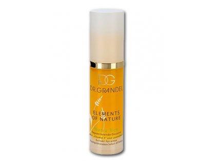 Nutra Rich 30 ml - olejová esence s okamžitým účinkem  dávkovač, zjemní pleť, vyhladí mimické vrásky a silně regeneruje