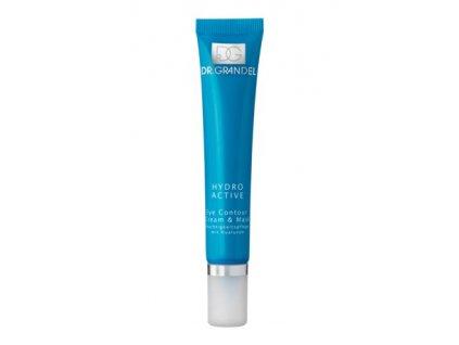Eye Contour Cream & Mask 20 ml - zjemňuje otoky a váčky  vyhlazuje mimické vrásky v očním okolí